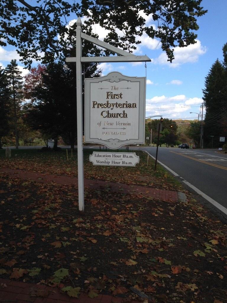 first presbyterian church of new vernon