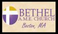 Bethel AME Logo