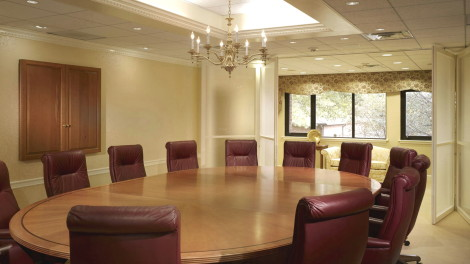 Huston Foundation - Conference Room