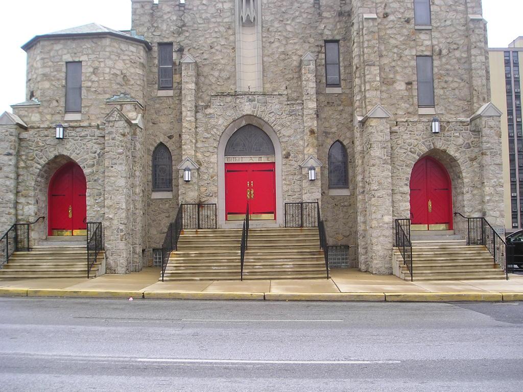 bethel a m e  church