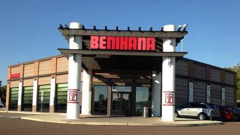 Benihana Restaurants