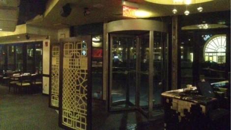 Haru Sushi Boston - Interior Renovations to Entryway