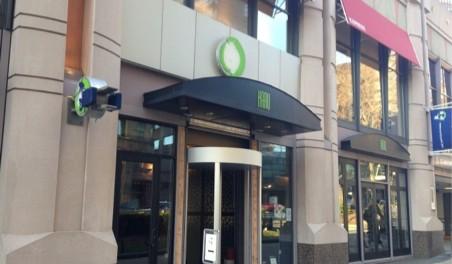 Haru Sushi Boston - Exterior of Haru Sushi Boston
