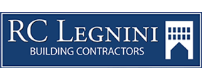 RC Legnini Commercial and Residential Construction Company logo